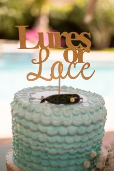 Lures or Lace Gender Reveal
