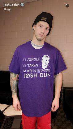 Josh Dun Girlfriend