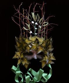 Winter Oberon. The Art of the Mask.