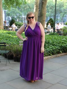 Curvy Girl Chic - Plus Size Fashion and Style Blog. Could totally ...
