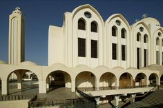 coptic churches - Google Search Church Architecture, Mansions, Cathedrals, House Styles, Building, Travel, Google Search, Viajes, Buildings