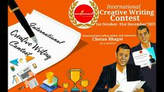 International Creative Writing Contest: Get a Chance to get Certificate ... Writing Contests, Columnist, Creative Writing, Announcement, It Works, The Creator, Author, Narrative Poetry