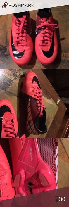 Soccer Mercurial Nike Shoes Athletic Shoes