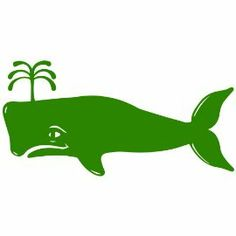 Sperm Whale Decal Sticker. Available in 19 colors! $