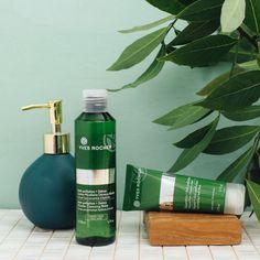 Découvrez notre gamme Elixir Jeunesse : une peau immédiatement désasphyxiée, défatiguée, et un teint est éclatant ! Elle est enrichie en extrait surconcentré d'Aphloïa, naturellement assimilable par la peau, issu d'un procédé d'extraction 100% naturel. Yves Rocher, Detox, Elixir, Extraction, Shampoo, Soap, Skin Care, Bottle, Instagram