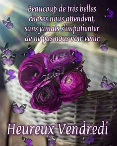 French Language Lessons, Good Morning Quotes, Messages, Happy Friday, Bonjour, Art Projects, Posters