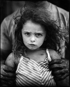 """Holding Virginia"" my absolute favorite photograph.   by Sally Mann and before photoshop"