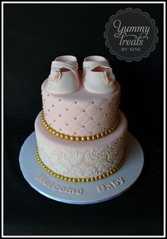 Baby Shower Cake | Flickr - Photo Sharing!