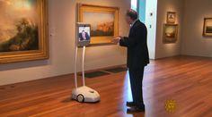 Robots geven digitale bezoekers rondleiding door het M.H. de Young Museum - http://visionandrobotics.nl/2015/03/04/robots-geven-digitale-bezoekers-rondleiding-door-het-m-h-de-young-museum/