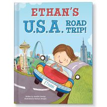 Personalized My USA Road Trip Children's Book Personalized Gifts For Kids, Road Trip Usa, Inspirational Gifts, Thoughtful Gifts, Childrens Books, Gift Guide, Unique Gifts, Children's Books, Children Books