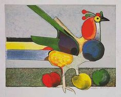 Pinturas de Aldemir Martins!   Artes & Humor de Mulher