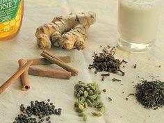 (Delicious) tea for yogis.