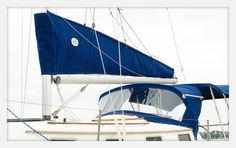 Are you looking for a quicker way to flake and cover your mainsail? Have you tried using a sail pack? Sail Packs are an adaptation of traditional sail covers that work with a lazy jack system to ma…