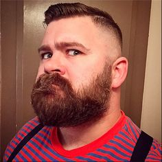 Can a fat guy pull off an undercut? New contributor Brittny Peloquin  answers reader questions about cool haircuts & big men's tanks: http://chubstr.com/2015/resources/answerland-can-a-fat-guy-pull-off-an-undercut/