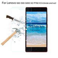 >> Click to Buy << Premium 2.5D Tempered Glass Screen Protector For Lenovo Vibe X2 S850 S90 for Lenovo K3 K3note Protective Film #Affiliate