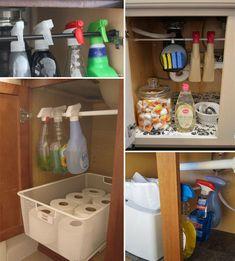 New diy bathroom storage cabinet under sink tension rods ideas