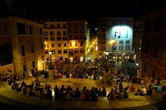 Piazza di Spagna, Rome, Italy : 로마 스페인 광장.