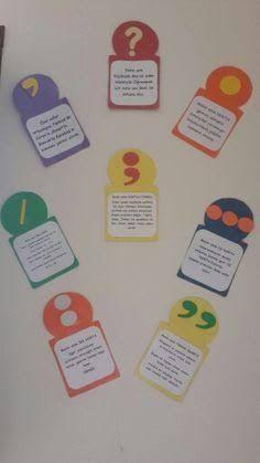 noktalama işaretleri pano çalışması ile ilgili görsel sonucu [] #<br/> # #Primary #School,<br/> # #Bufo,<br/> # #Montessori #Sensorial,<br/> # #Spelling,<br/> # #School<br/>