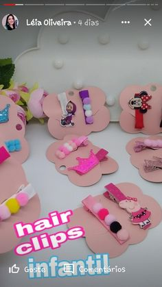 Homemade Calendar, Ramadan, Hair Clips, Handmade, Hooks, Volleyball Hair Bows, Arch, Head Bands, Hair Ornaments