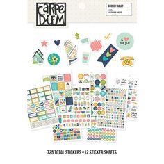 Domestic Bliss Sticker Tablet, 725 tarraa - 11,70 €