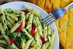 No Cook Herb Pasta sauce