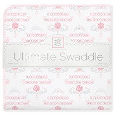 Little Princess Ultimate Swaddle Blanket #RoyalBaby #MadeinUSA #Seattle