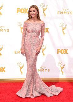 Emmy Awards 2015: Celebrity red carpet dresses : Cosmopolitan