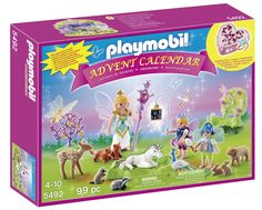 Playmobil Unicorn Fairyland Advent Calendar - SEE IT HERE - http://www.perfect-gift-store.com/advent-calendars-for-kids.html #christmasdecor #christmasforkids