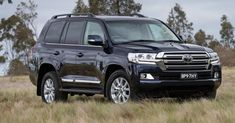 The new model of perfection: Toyota Land Cruiser 2017 – the authentic SUV!