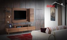 Modern Tv, Tv Cabinets, Flat Screen, The Unit, Room, Furniture, Home Decor, Blood Plasma, Bedroom