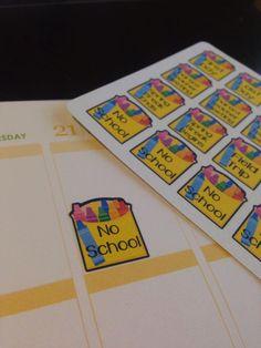 Back to School Planner Stickers Kindergarten Pre-K Preschool by TheRealMcCoyLife on Etsy https://www.etsy.com/listing/241508823/back-to-school-planner-stickers
