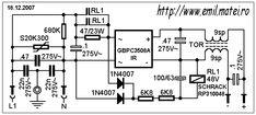Soft Start Circuit Schematic Inverter Welding Machine, Electronic Schematics, Circuit Diagram, Circuit Board, Electronics Projects, Arduino, Technology, School, Soldering