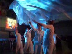 Anioły są wśród nas - Flag dance
