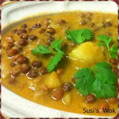 Black Channa Recipe, Bachelor Recipe, Dhal, Veg Dishes, Western Food, Mom And Grandma, Indian Dishes, Wok, Cooking Recipes