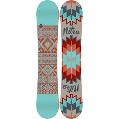 Nitro Spell Snowboard - Women's One Color,