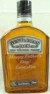Now I can engrave a bottle for him! Now Engraving Liquor Bottles too - Jack Daniel's Gentleman Jack Engraved Wine Bottles, Personalized Wine Bottles, Liquor Bottles, Jack Daniels, Happy Fathers Day, Drinks, Cocktails, Food And Drink, Gentleman Jack