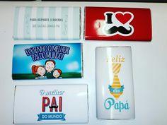 Chocolates dia do pai. Quer um chocolate personalizado? Peça-nos ao seu gosto, para alguém especial...