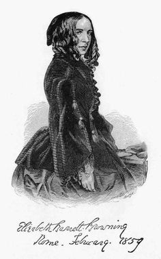 "Emily read many of Elizabeth Barrett Browning's poems. Her favorite was ""The Lay of the Brown Rosary."""