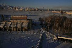 Bishkek View Dawn 2