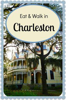 Charleston is a walk
