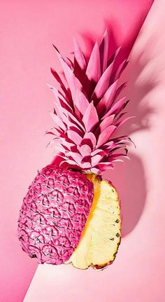 colorful home decor home decor Westwing-DIY-Ananas-pink-rosa Mais Pineapple Deco, Gold Pineapple, Pineapple Juice, Pink Love, Pretty In Pink, Hot Pink, Pink Pineapple Wallpaper, Pineapple Backgrounds, Tropical Wallpaper