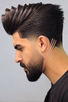 39 Fresh Hairstyles for Men's ! Latest Haircuts Men's Update 2019 39 Fresh Hairstyles for Men's ! Latest Haircuts Men's Update 2019 Cool Hairstyles For Men, Haircuts For Men, Fresh Haircuts, Haircut Men, Stylish Hairstyles, Hairstyles Pictures, Pompadour Fade, Pompadour Hairstyle For Men, Gents Hair Style