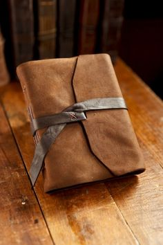 Leather Journal Just purchased a leather journal for Olivia...I love them for just any kind of writings or drawings..M...
