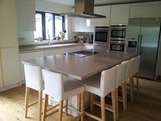 Fitting Kitchen Worktops specialise in Corian Worktops, Staron Worktops. Kitchen Worktop, Updating House, Kitchen Island Table, Fitting Kitchen Worktops, Kitchen, Kitchen Dining, Kitchen Diner, Home Kitchens, Kitchen Layout