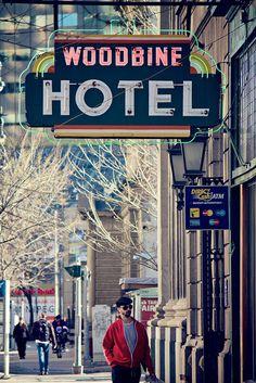Woodbine Hotel 466 M