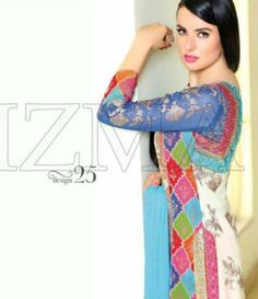 Charizma Luxury Chiffon Festive Collection Design-25