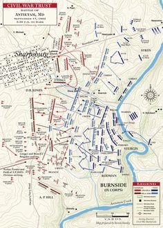 17 September 1862 - The Final Assault - 3:30 to Dark