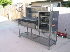 Santa Maria Grill and Smoker? - The BBQ BRETHREN FORUMS.