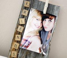 Reclaimed barn wood frames by johnnyvintage