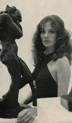 Jacqueline Bisset, 1973.
